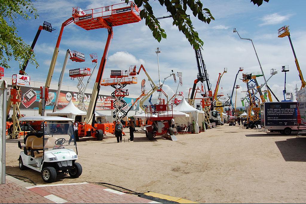 ferias celebradas en El Olivar