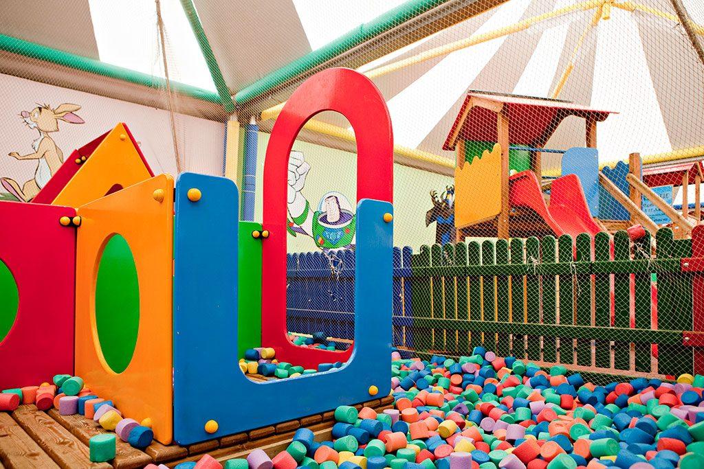 parque infantil para bautizos y comuniones