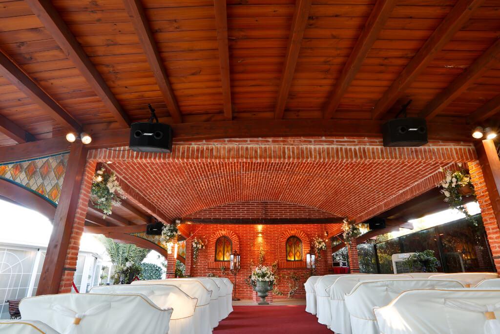 templete para bodas en Alcalá de Henares
