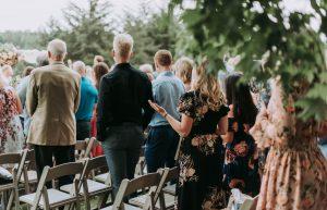 protocolo para bodas de día