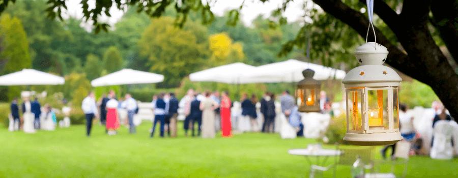 decoracion boda aire libre